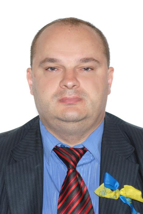 На фото Вадим Гладчук