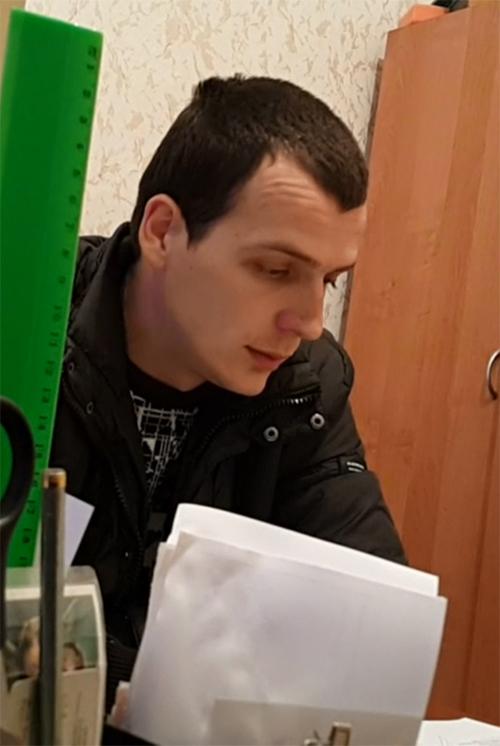 Дільничний міліції Ігор Мельник, що сфабрикував адмінпротокол